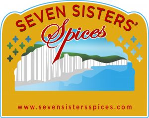 Seven Sisters Spices Logo