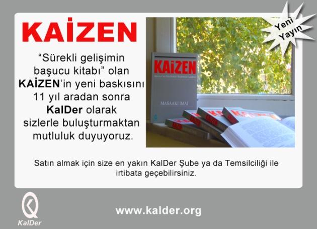 Kaizen Duyuru
