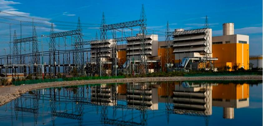 Rudeshur power plant in Tehran