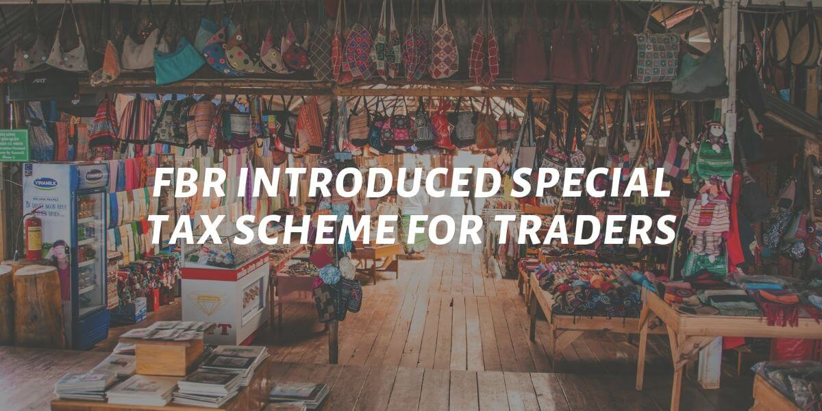 special tax scheme for traders