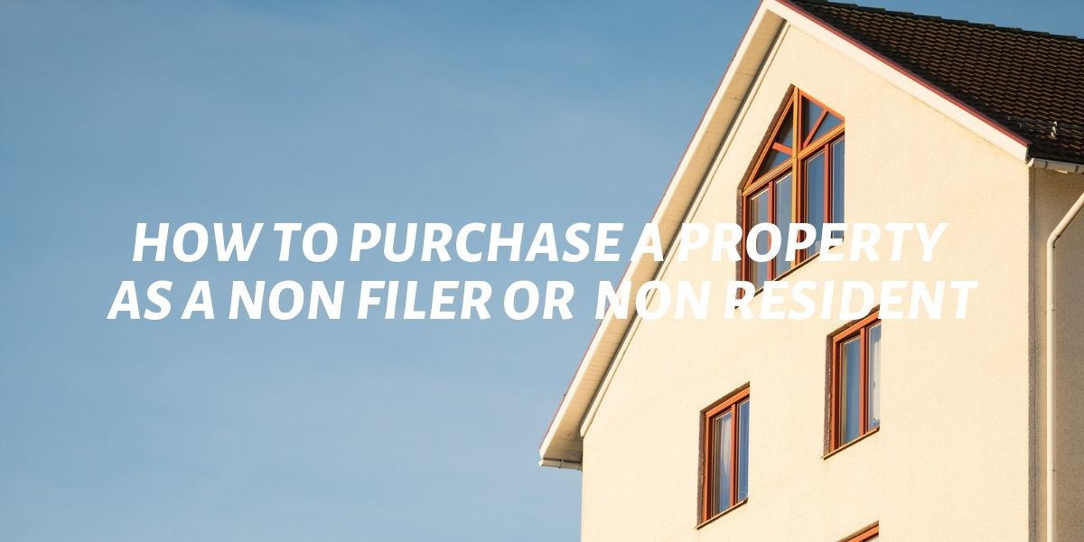 how to purchase a property