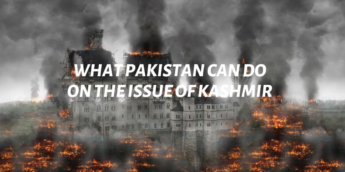 what Pakistan can do for Kashmir issue