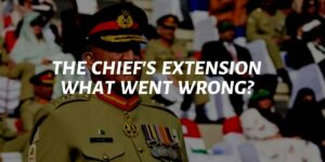 The Cheif's Extension: What Went Wrong?