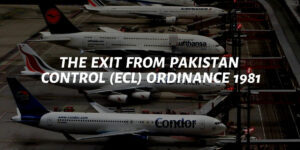 ECL Ordinance: Only The Government Can Decide About