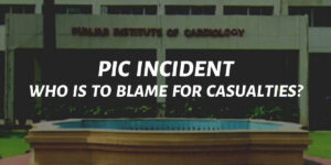 PIC Incident: Who Is To Blame For The Casualties?