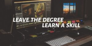 Leave The Degree: Learn A Skill In 2020