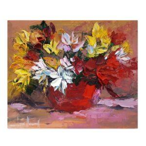 Corné Weideman - Flower Study