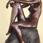 S3342 Tranquility, Artist Proof Sculpture , Tienie Pritchard