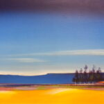 S2450 Landscape Oil on Canvas 91cm x 51cm