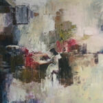 S2825 Still life Oil on Canvas 120cm x 100cm