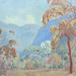 S2964 Landscape Oil on Canvas 40cmx50cm
