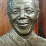 S3044 Mandela Relief 19/25, Sculpture, Jackie Noakes