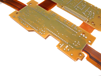 image of a Flex PCB