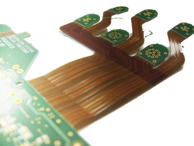 image of a Flex PCB