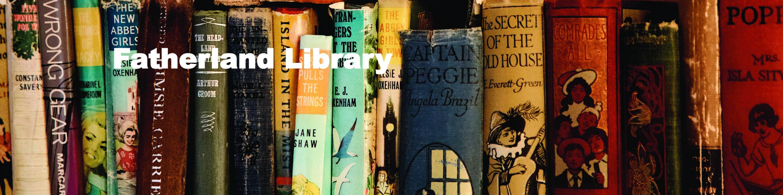 Fatherland Library-books03
