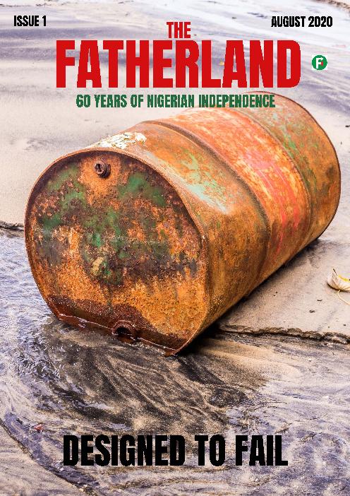 THE FATHERLAND MAGAZINE – AUGUST 2020 EDITION