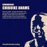 Chibuike Adams