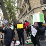 #ENDSARS In Paris today