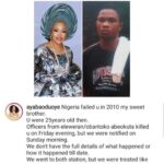 ENDSARS - MOre deaths to report01