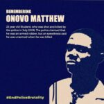 Onovo Matthew