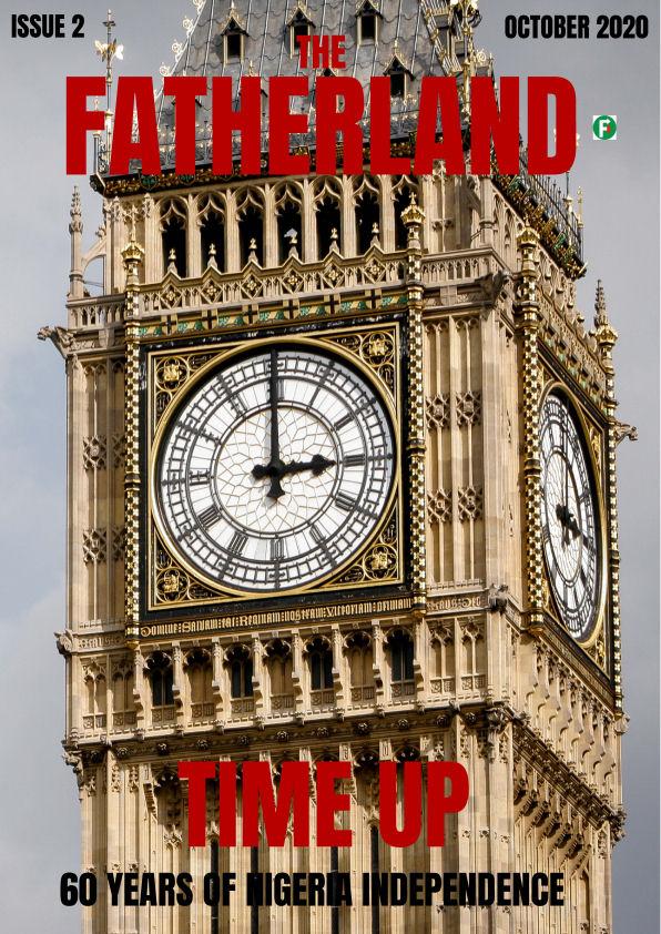 THE FATHERLAND MAGAZINE – OCTOBER 2020 EDITION