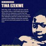 Tina Eekwe