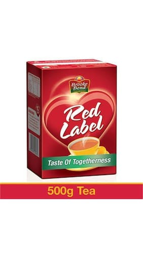 Free:- Red Label Tea 500 g for Free for Paytm Mall New User