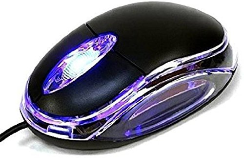 Terabyte 3D Optical wired USB Mouse (Black)