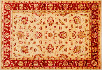 Hand Knotted Wool Rug 8x10
