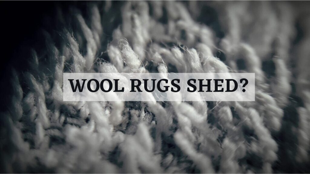 Wool Rug Shed