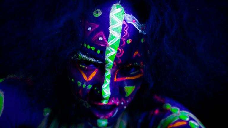 """""""Neon paint"""""""