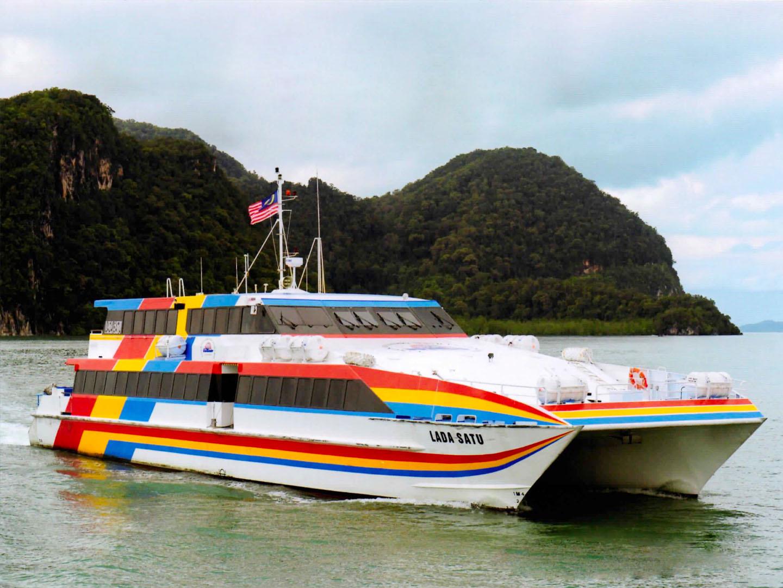 Langkawi Ferry service