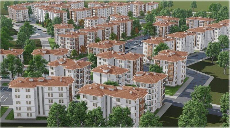 Toki Gaziantep Kuzey Şehir 5. etap