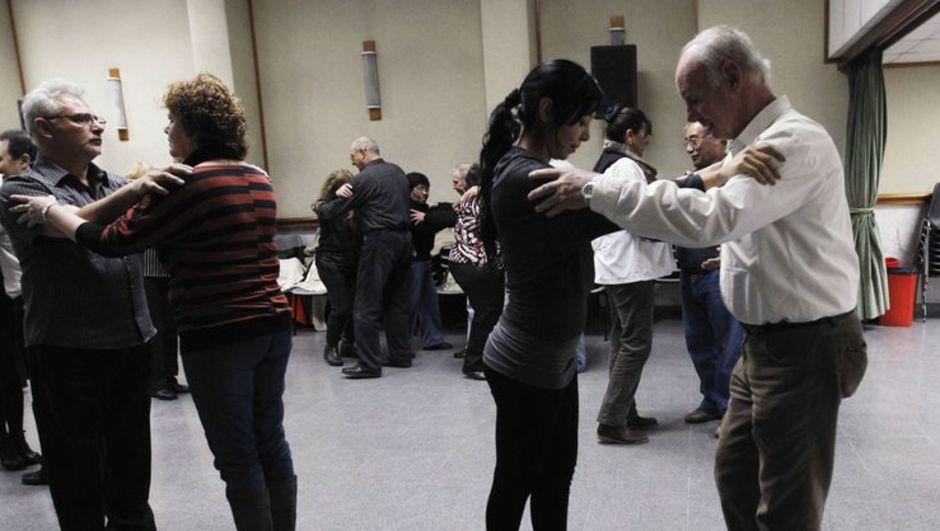 Şifa Dansı Arjantin Tango
