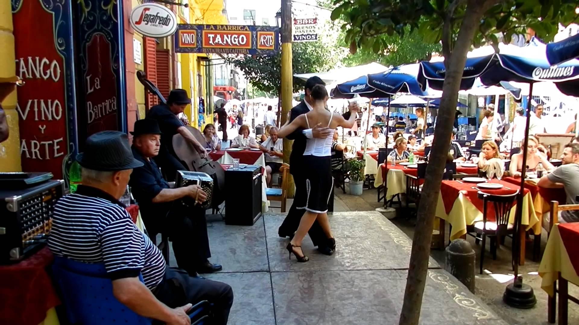 Tango'da İletişim