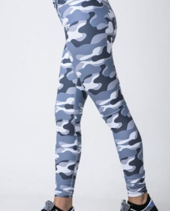 camo women's training tights