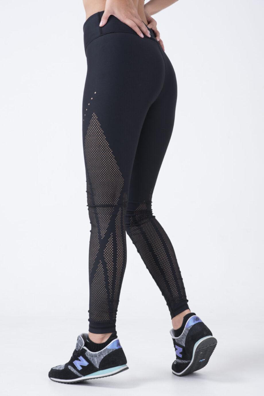 black training tights