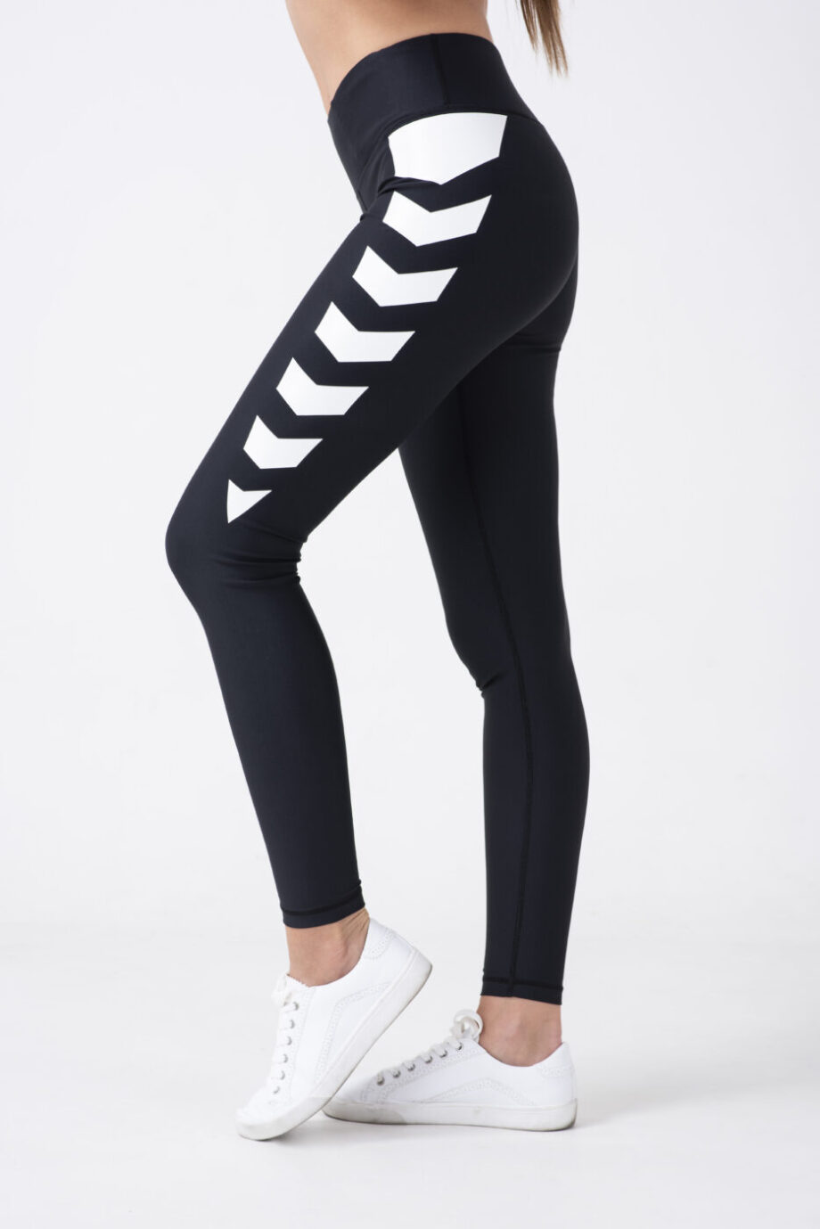 woman in fitness leggings