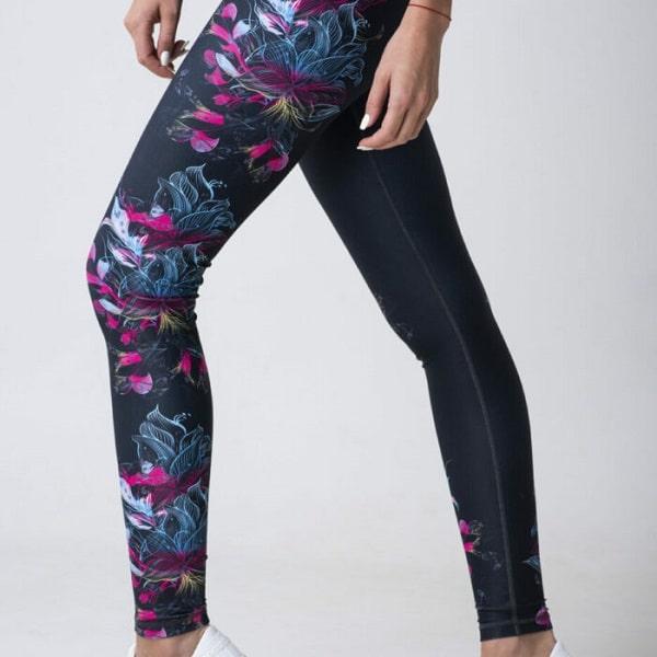woman yoga leggings