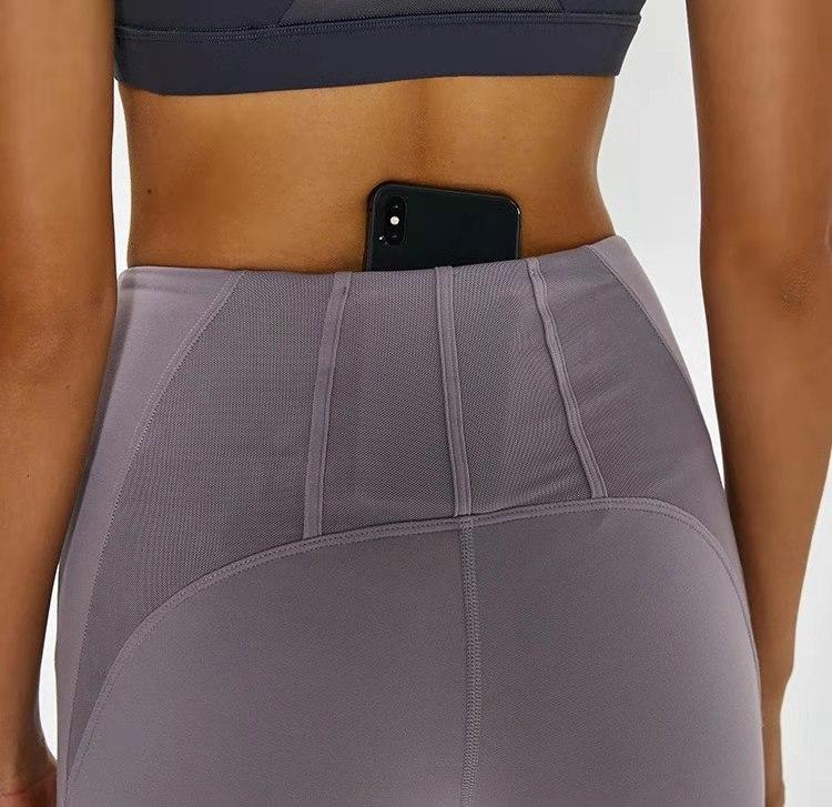 leggings waist pocket