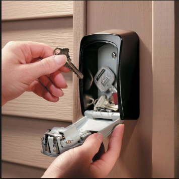 safe key installation