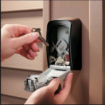 safe key installation