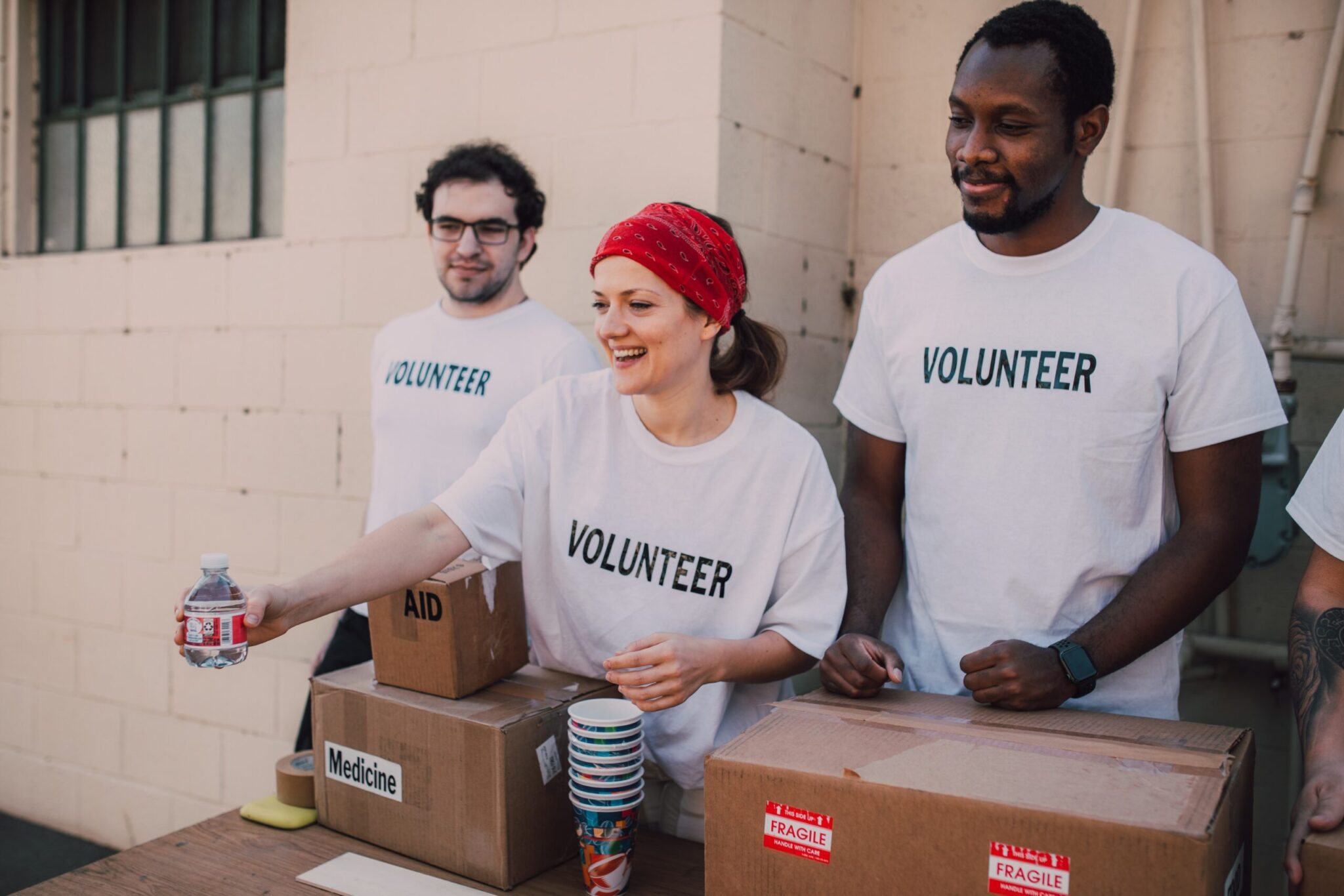 It's Volunteers' Week – What it is and why celebrate