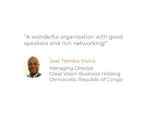 Testimonial 4 Africa Family Office Summit.fw