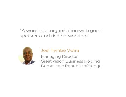 Testimonial 4 Africa Family Office Summit.fw