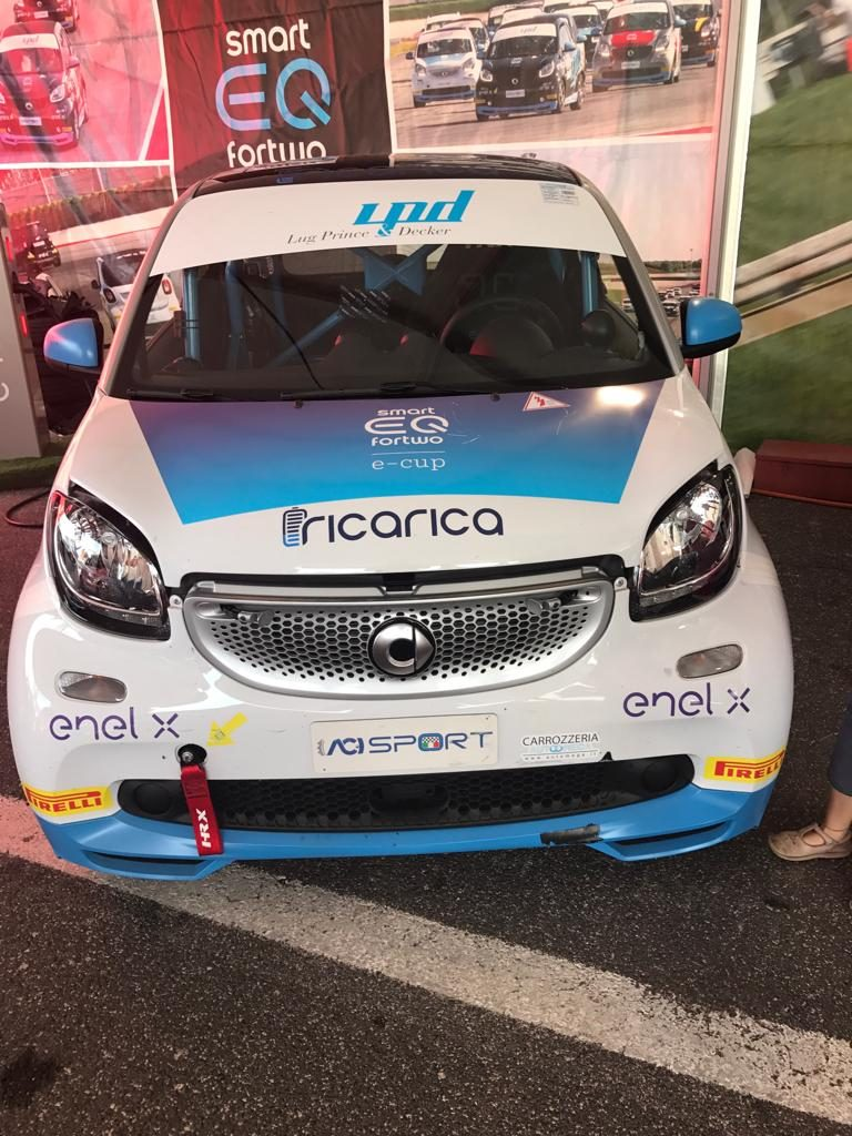 smart EQ Vallelunga Ricarica srl