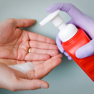 Infection prevention and control course by Alium Care Training