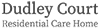 Dudley Court Care Home logo