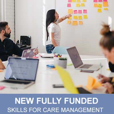 NEW FULLY FUNDED