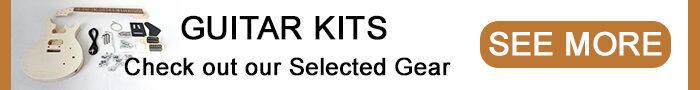 Selected Guitar Kits